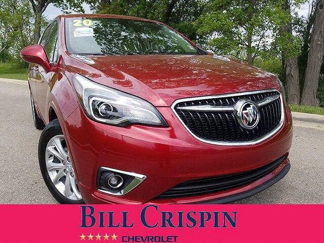 2020 Buick Envision Preferred for sale in Saline, MI