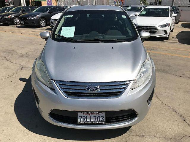 2012 Ford Fiesta SE for sale in Los Angeles, CA