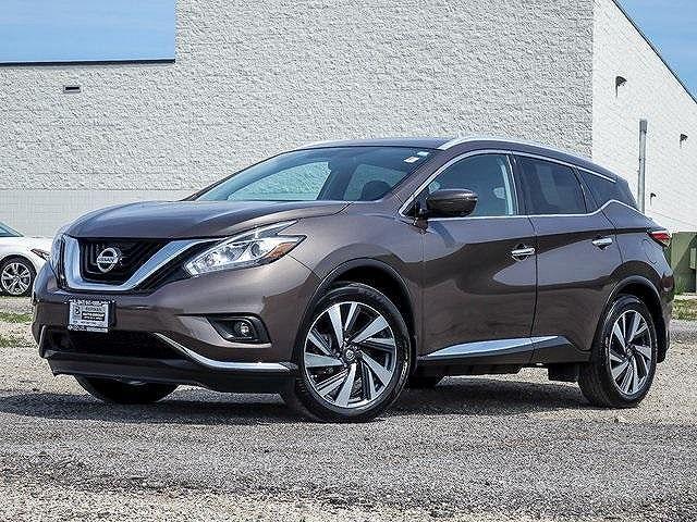2018 Nissan Murano Platinum for sale in Niles, IL