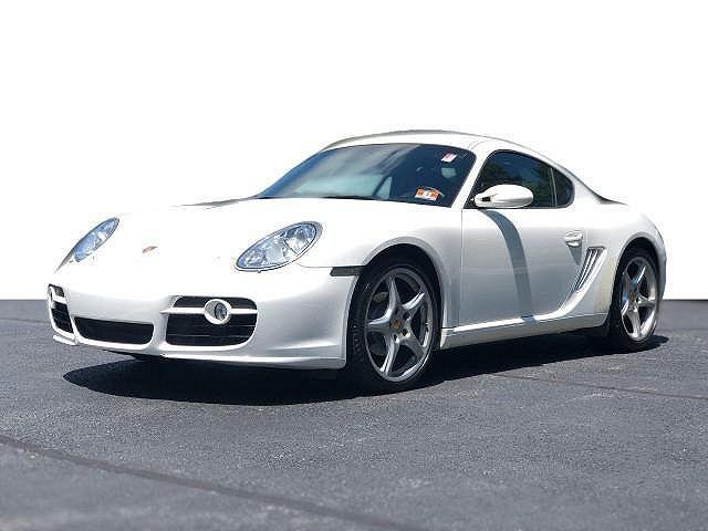 2007 Porsche Cayman 2dr Cpe for sale in Lawrenceville, NJ