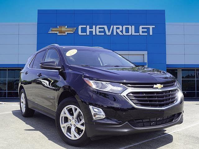 2018 Chevrolet Equinox LT for sale in Covington, LA