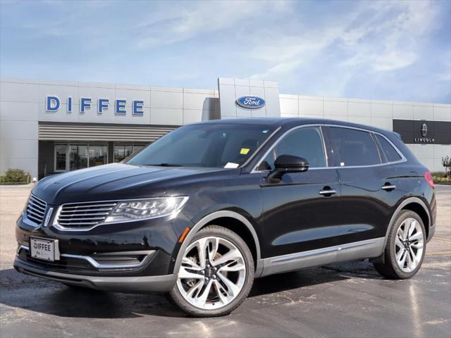 2018 Lincoln MKX Reserve for sale in El Reno, OK