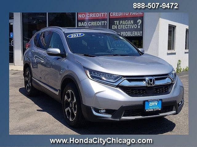 2017 Honda CR-V Touring for sale in Chicago, IL