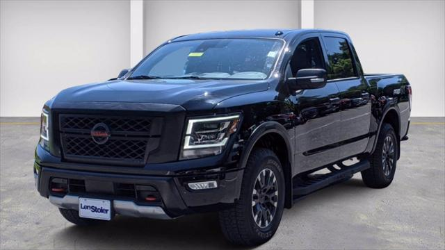 2021 Nissan Titan PRO-4X for sale in Westminster, MD