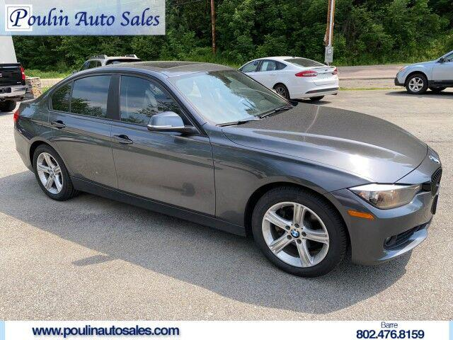 2015 BMW 3 Series 320i xDrive for sale in Barre, VT