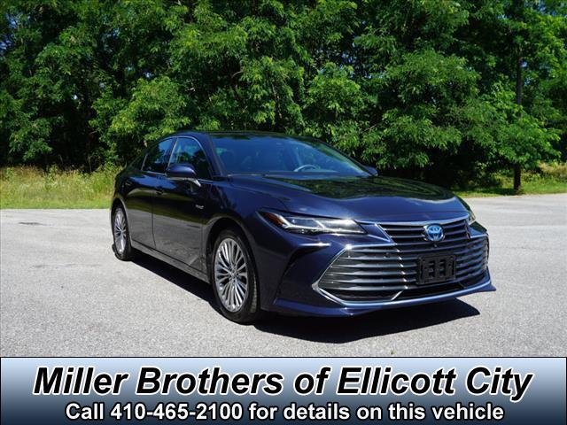 2019 Toyota Avalon Hybrid Limited for sale in Ellicott City, MD