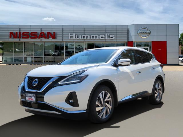 2021 Nissan Murano SL for sale in Des Moines, IA