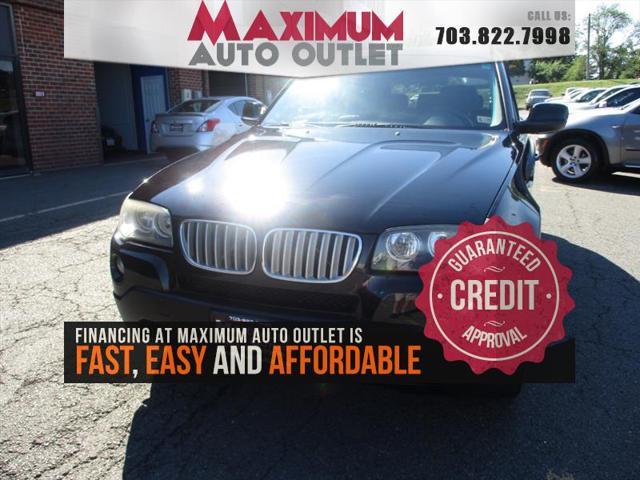 2010 BMW X3 xDrive30i for sale in Manassas Park, VA