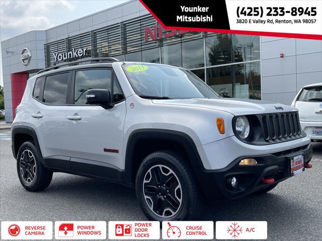 2017 Jeep Renegade Trailhawk for sale in Renton, WA