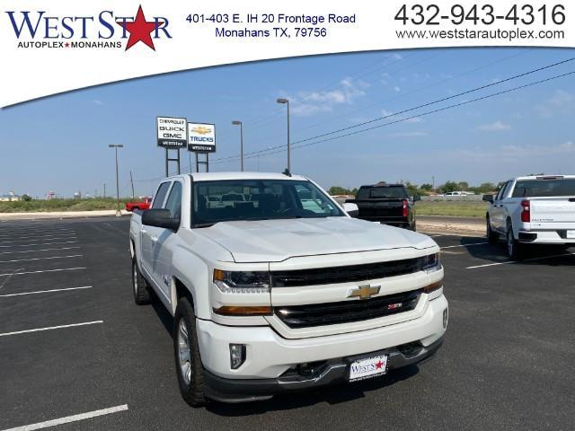 2018 Chevrolet Silverado 1500 LT for sale in Monahans, TX