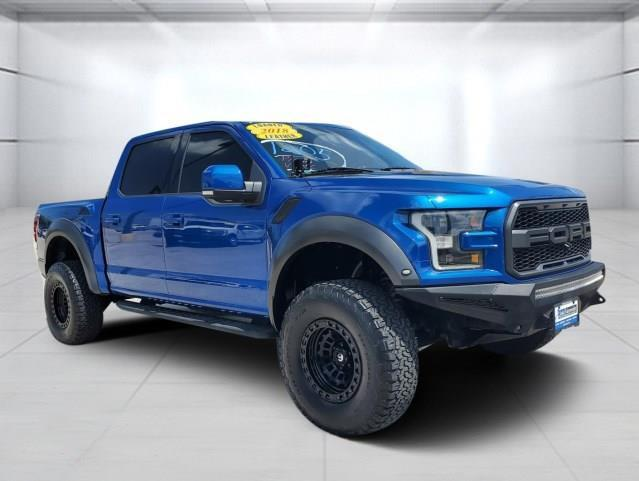 2018 Ford F-150 Raptor for sale in Clyde, TX