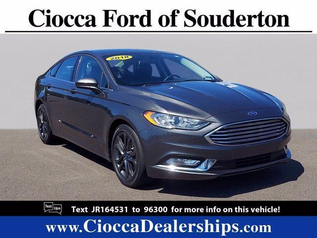 2018 Ford Fusion SE for sale in Souderton, PA