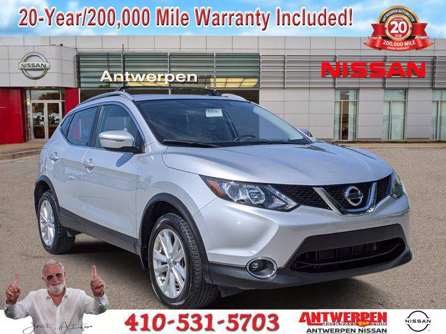 2018 Nissan Rogue Sport SV for sale in Clarksville, MD