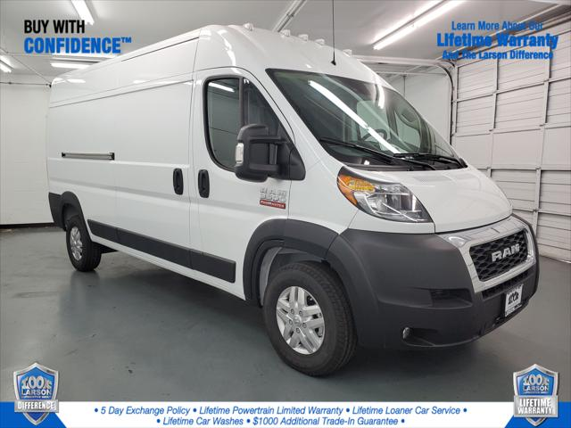 """2021 Ram ProMaster® 3500 High Roof 159"""" WB for sale in Puyallup, WA"""