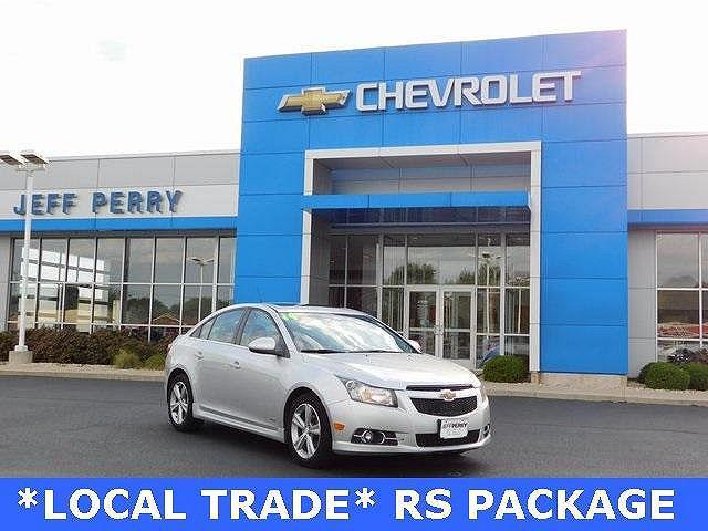 2014 Chevrolet Cruze 2LT for sale in Rochelle, IL