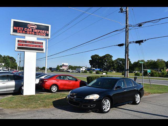 2013 Chevrolet Impala LTZ for sale in Clayton, NC