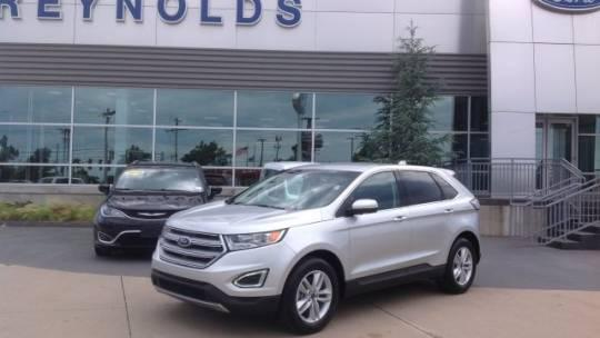 2018 Ford Edge SEL for sale in Oklahoma City, OK