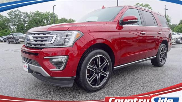 2019 Ford Expedition Limited for sale in Jackson, GA