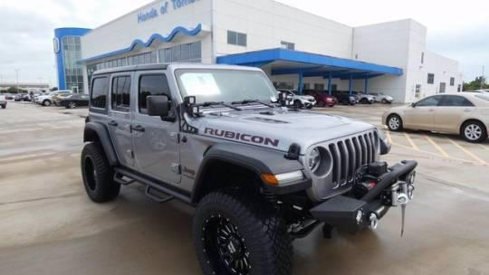 2018 Jeep Wrangler Unlimited Rubicon for sale in Tomball, TX
