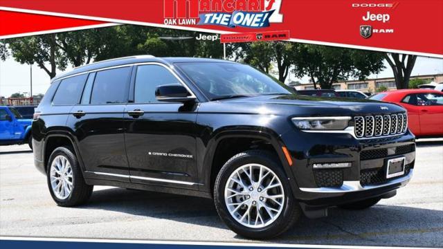 2021 Jeep Grand Cherokee Summit for sale in Oak Lawn, IL
