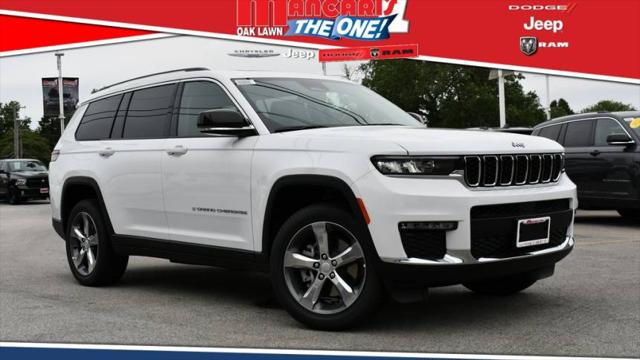 2021 Jeep Grand Cherokee Limited for sale in Oak Lawn, IL