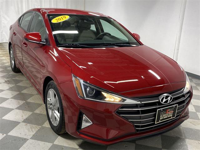 2019 Hyundai Elantra SEL for sale in Brentwood, MD