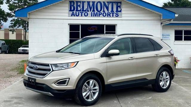 2017 Ford Edge SEL for sale in Raleigh, NC