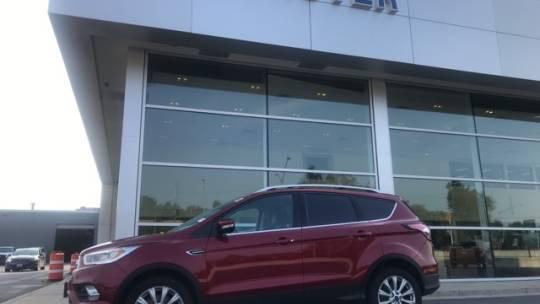 2017 Ford Escape Titanium for sale in Marlow Heights, MD