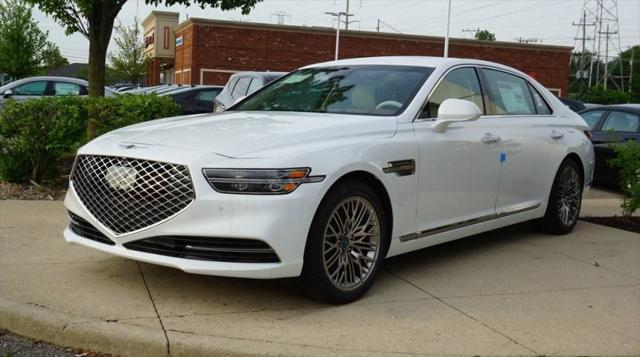 2021 Genesis G90 for sale near Highland Park, IL