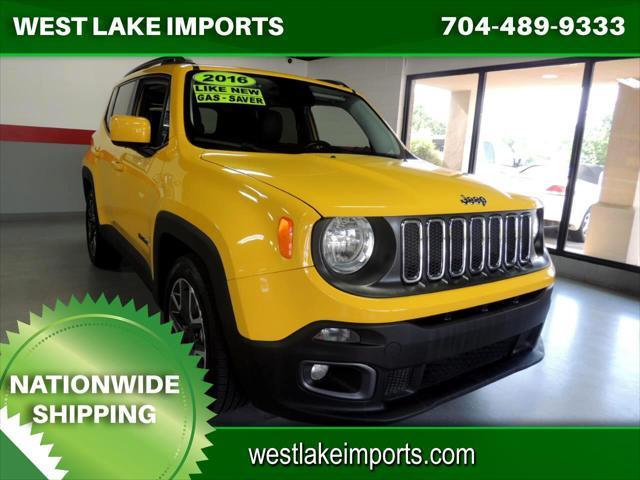 2016 Jeep Renegade Latitude for sale in Denver, NC