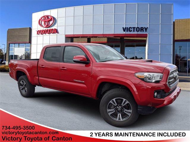 2017 Toyota Tacoma TRD Sport for sale in Canton, MI