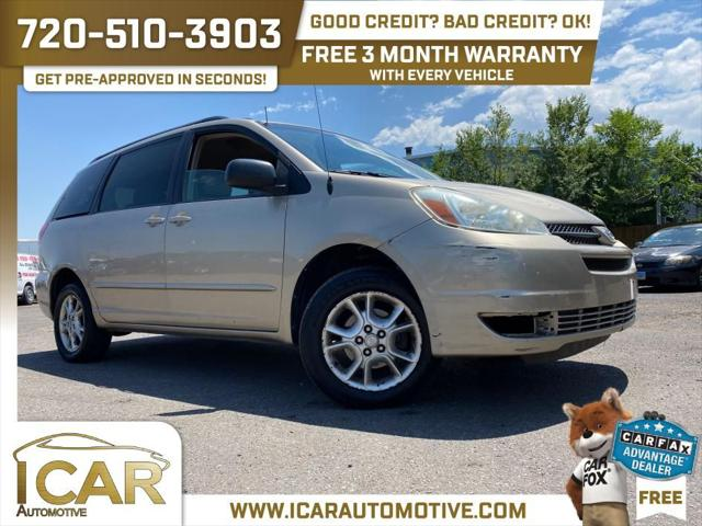 2004 Toyota Sienna LE for sale in Golden, CO