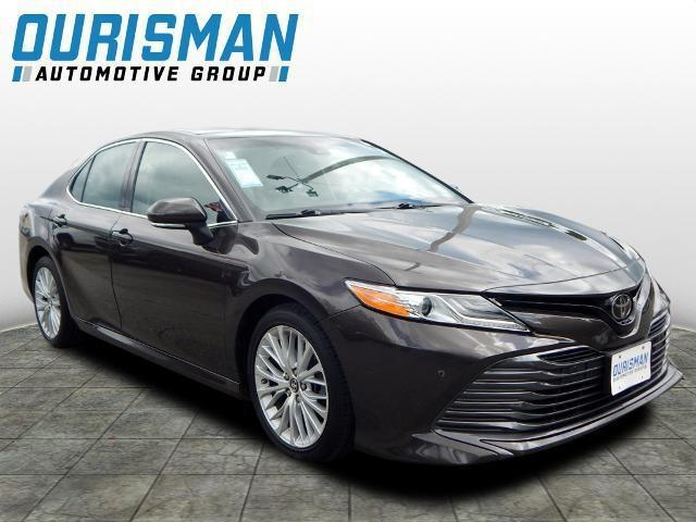 2018 Toyota Camry XLE for sale in Rockville, MD