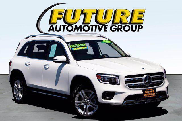 2020 Mercedes-Benz GLB GLB 250 for sale in Sacramento, CA