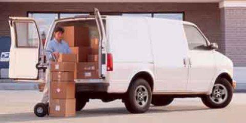 "2003 Chevrolet Astro Cargo Van 111.2"" WB RWD for sale in Park Ridge, IL"