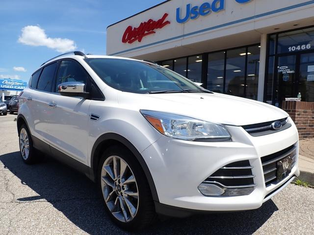2015 Ford Escape SE for sale in Wexford, PA