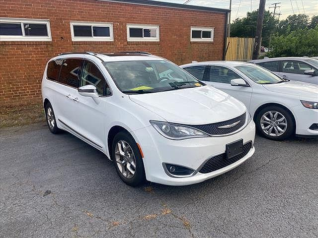2018 Chrysler Pacifica Limited for sale in Springfield, VA