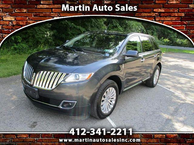 2013 Lincoln MKX AWD 4dr for sale in Pittsburgh, PA