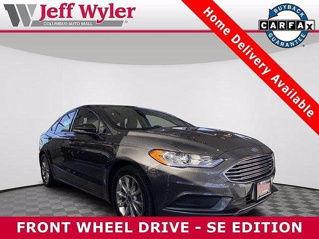 2017 Ford Fusion SE for sale in Canal Winchester, OH