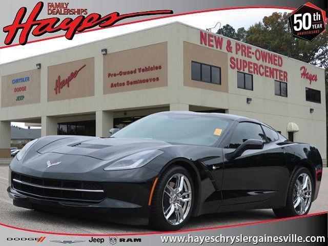 2016 Chevrolet Corvette 1LT for sale in Gainesville, GA
