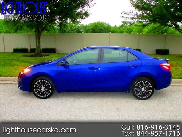 2015 Toyota Corolla 4dr Sdn Auto L (Natl) for sale in Lees Summit, MO