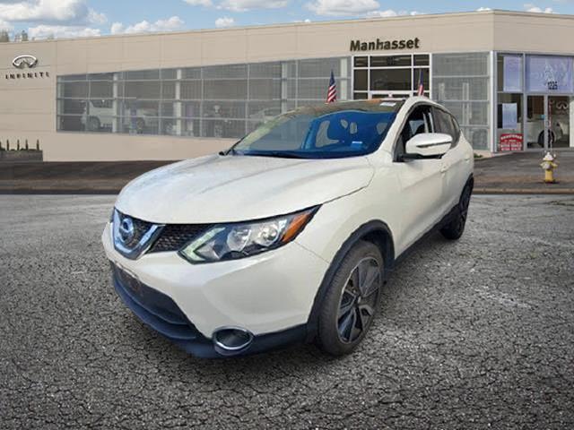 2018 Nissan Rogue Sport SL [8]