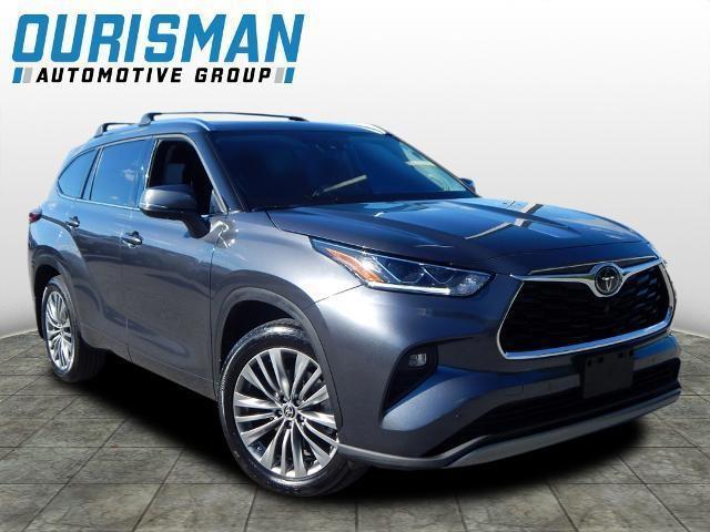 2020 Toyota Highlander Platinum for sale in Rockville, MD