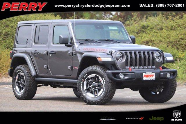 2021 Jeep Wrangler Unlimited Rubicon for sale in National City, CA