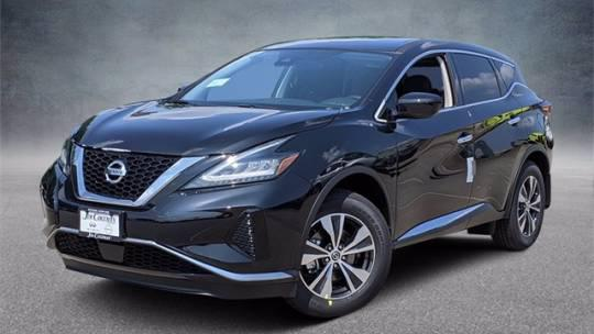 2021 Nissan Murano S for sale in Bethesda, MD