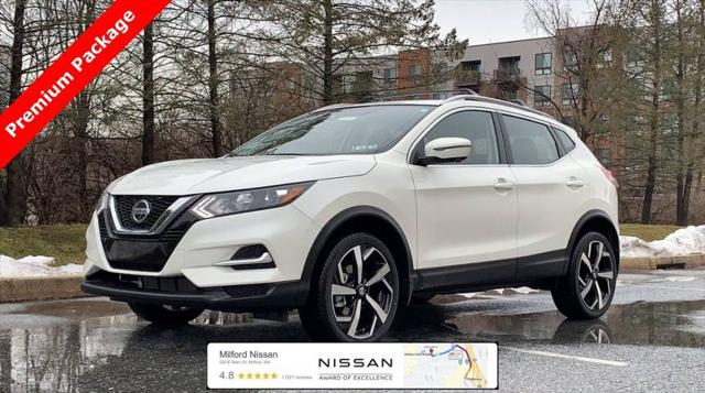2021 Nissan Rogue Sport SL for sale in Milford, MA