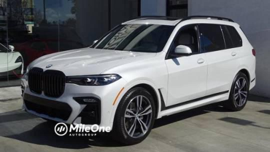 2021 BMW X7 xDrive40i for sale in Silver Spring, MD