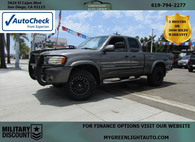 2003 Toyota Tundra LIMITED for sale in San Diego, CA