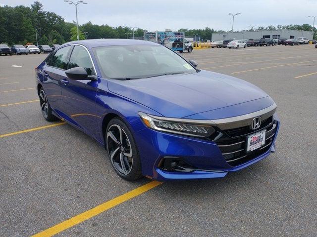 2021 Honda Accord Sedan Sport for sale in Lancaster, MA