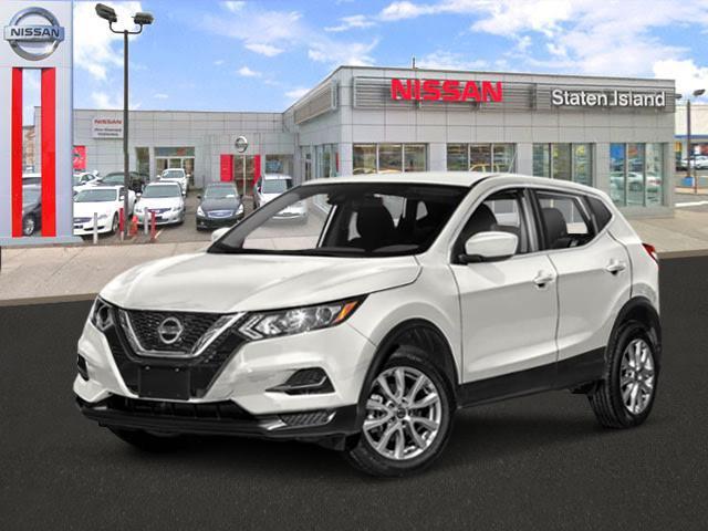 2021 Nissan Rogue Sport S [0]